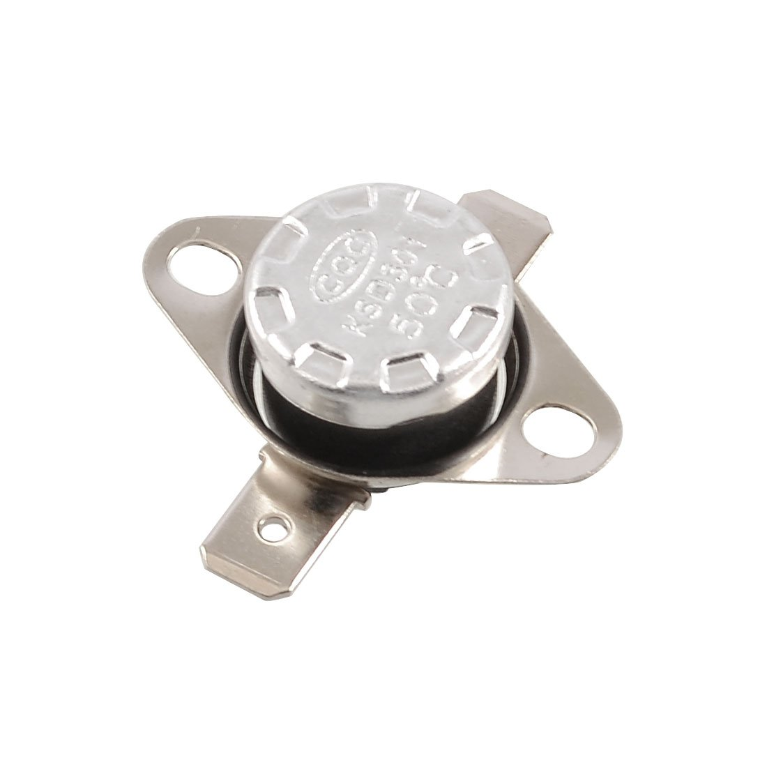 KSD301 50℃ 122°F Thermostat Normal Open NO Temperature Control Switch 10A 5pcs