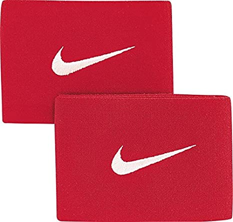 Nike Guard Stay II Sujetaespinilleras, Unisex Adulto, Rojo (University Red/White), Talla Única: Amazon.es: Deportes y aire libre
