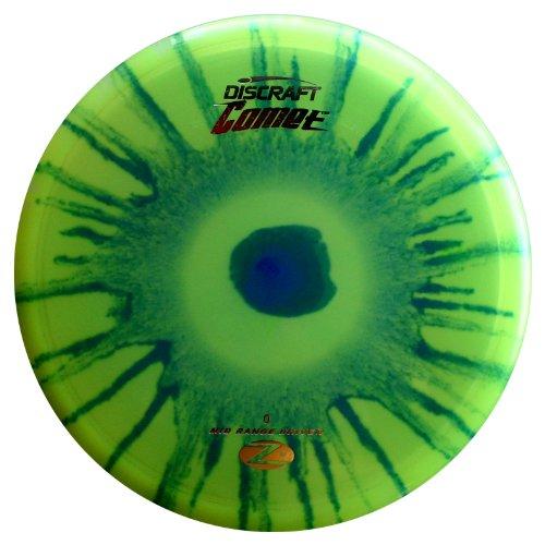 Discraft Comet Elite Z Fly Dye Golf Disc, 167-169 Grams