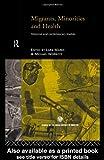 Migrants, Minorities and Health, , 0415112133