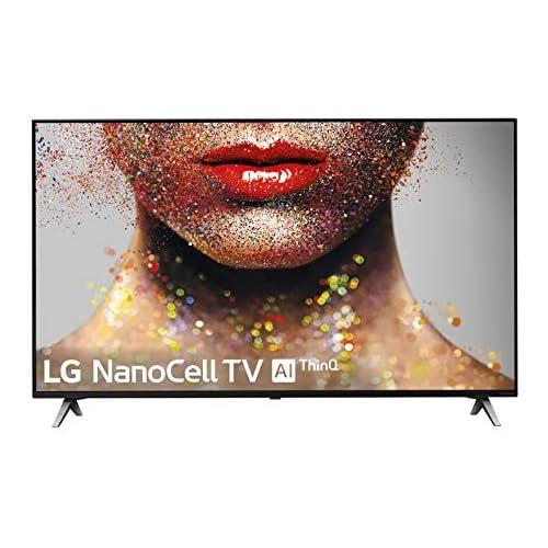 chollos oferta descuentos barato LG 49SM8500ALEXA Smart TV NanoCell 4K UHD de 123 cm 49 con Alexa Integrada procesador Inteligente Alpha 7 Gen 2 Deep Learning 100 HDR y Dolby Atmos color negro