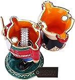 Matashi Nutcracker Trinket Box with Crystals and