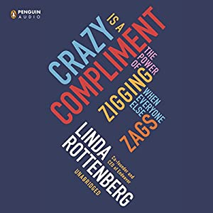 Crazy Is a Compliment Hörbuch