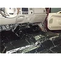 HushMat 625553 Sound and Thermal Insulation Kit (1955-1957 Tri-Five Hard Top/Sedan Doors)