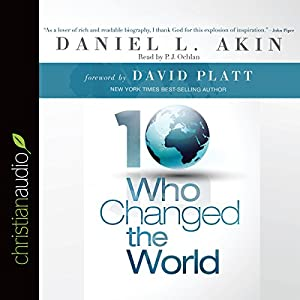 Ten Who Changed the World Audiobook