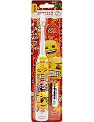 Brush Buddies Emoji Sonic Powered Toothbrush