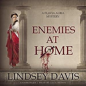 Enemies at Home Audiobook