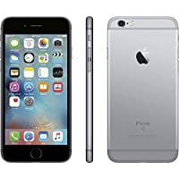 Apple iPhone 6s 64GB 4.7 Smartphone Cell Phone - Gray/Black - Verizon MKRY2LL/A (Certified Refurbished)