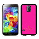 Samsung Galaxy S5 G9008V Kate Spade Black 047 screen phone case durable and newest design