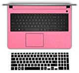 2in1 Palmrest Decal Skin Cover+ Keyboard Protector