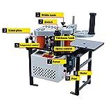 MXBAOHENG Portable Edge Bander Edge Banding Machine