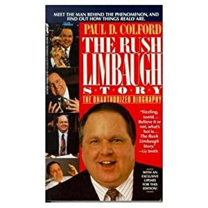 an introduction to the life of rush limbaugh If the actors in the hit broadway musical hamilton knew anything about the real alexander hamilton, they might not like him so much, said conservative radio host rush limbaugh.