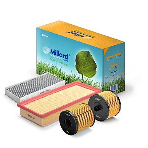 Millard Filters MZ-4274 Kit de Filtros para Automoviles