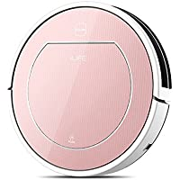 ILIFE V7s Robot Vacuum Cleaner Mop and Dry Clean Household Cleaning with Stronger Power for All Kinds of Floor Cleaning