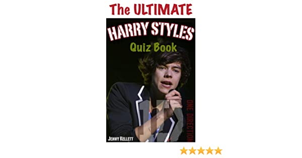 Harry Styles - The Quiz Book