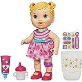 Boneca Baby Alive Machucadinho Hasbro Loira/rosa