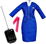 Barbie Careers Flight Attendant Fashion Pack