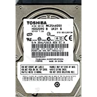Toshiba MK2546GSX 250GB HDD2D90 B UK01 S CHINA