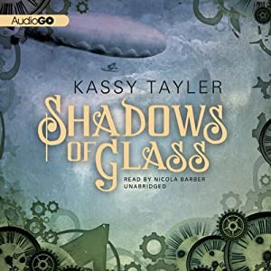 Shadows of Glass Audiobook