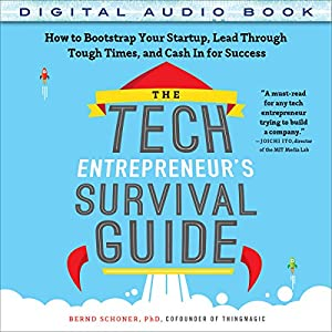 The Tech Entrepreneur's Survival Guide Audiobook