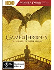 Game of Thrones: Season 5 (DVD)