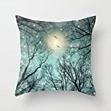 beautifulseason geometry throw cushion covers 16 x 16 inches / 40 by 40 cm gift or decor for deck chair,kids boys,play room,adults,bar,son - two sides