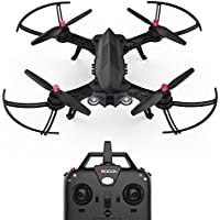 DROCON Bugs 6 Brushless Racing Drone 1806 1800KV Motors Pre-assembled RTF Quadcopter for Training (Upgradable to FPV Version)
