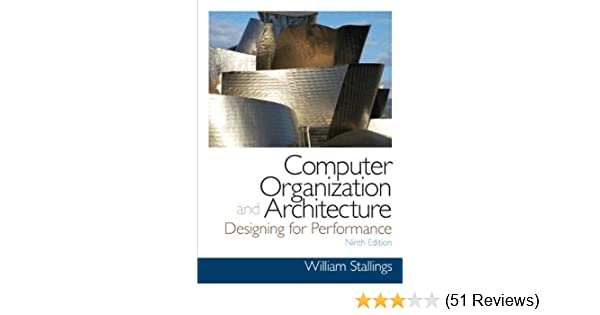 Architecture computer ebook organization william download of and stallings by