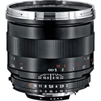 Zeiss 50mm f/2.0 Makro Planar ZF Manual Focus Macro Lens for the Nikon F AI-S Bayonet SLR System.