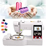 ShinyStitch Polyester Embroidery Machine Thread