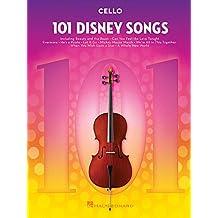 101 Disney Songs: For Cello