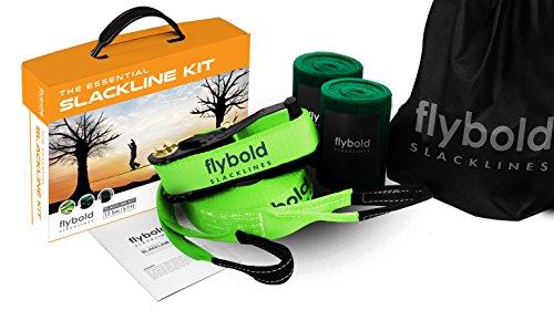 Flybold Slackline Kit Tree