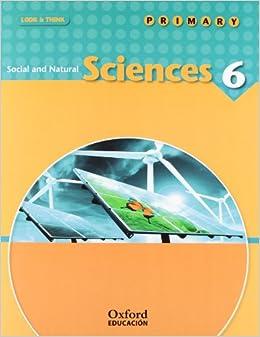 Look & Think Social and Natural Sciences 6th Primary. Pack Class Book + CD: Amazon.es: VV.AA.: Libros en idiomas extranjeros