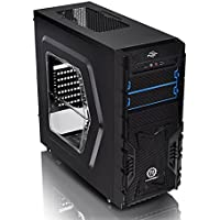 BattleBornPC CoolGuard i5-6400 Quad-Core 1TB 4GB RAM Windows 10 Desktop Workstation PC