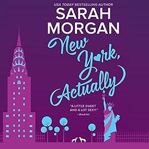 New York, Actually Audiobook