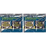Yellow Off Headlight Cleaner 655315010352 Wipes, Set of 2