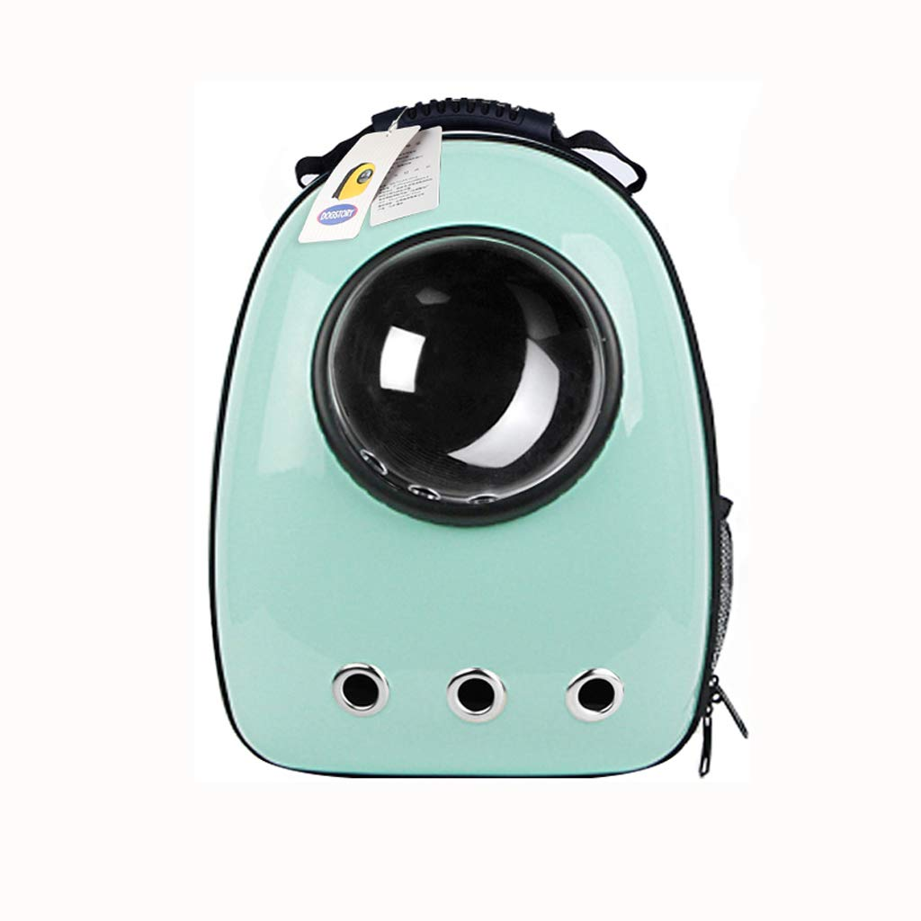 C Pet bag backpack pet cage out portable cat backpack space capsule pet bag cat backpack