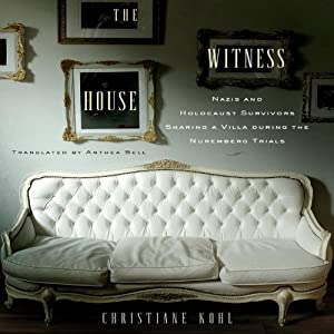 The Witness House Audiobook