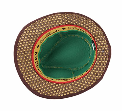 Peter Grimm Headwear Men's JAH Love Trilby Hat by Peter Grimm (Image #3)
