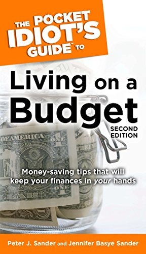 The Pocket Idiot's Guide to Living on A Budget, 2nd Edition