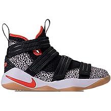 NIKE Boy's Lebron Soldier Xi SFG (GS) Basketball Shoe