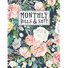 "Monthly Budget Planner: An Debt Tracker For paying Off Your Debts | 8.5"" X 11"" 