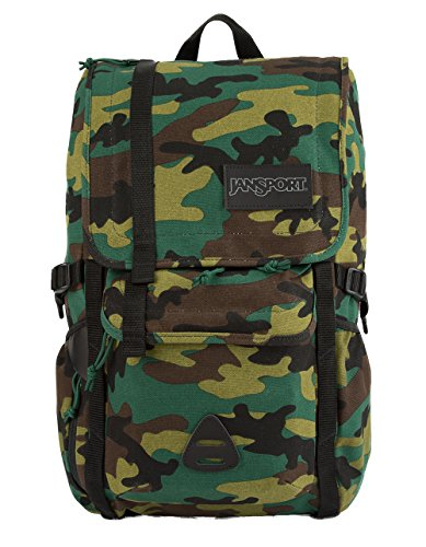 Ed Men's Camo Bags Pack Hatchet 100 Back Jansport Polyester Spec Surplus dvn8txdRwq