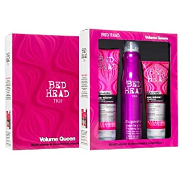 Gift Sets by Tigi Bed Head Hair Care Volume Queen: Amazon.co.uk: Health & Personal Care
