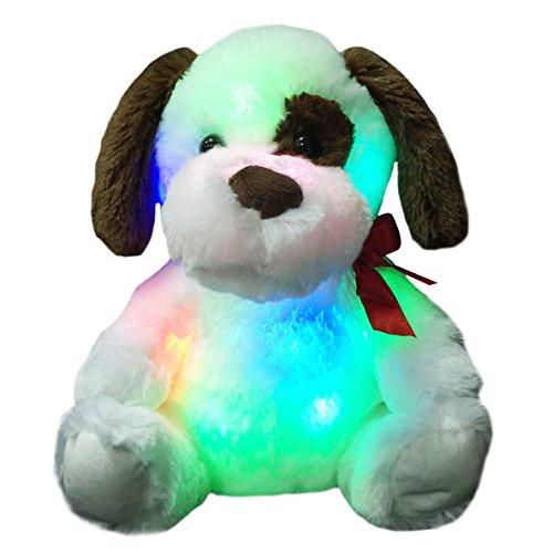 Wewill Glow Puppy Plush Toy, (Surprise Teddy Bear)
