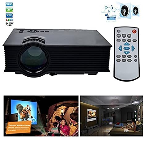 Proyector LED Wifi Android LCD videoproiettore3d 1080P HD HDMI USB Home Cinema: Amazon.es: Electrónica