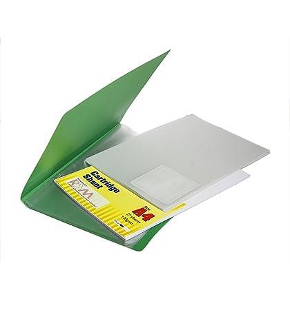 designers den leaf folder jacket leaf display folder 30 leafs a4 a4