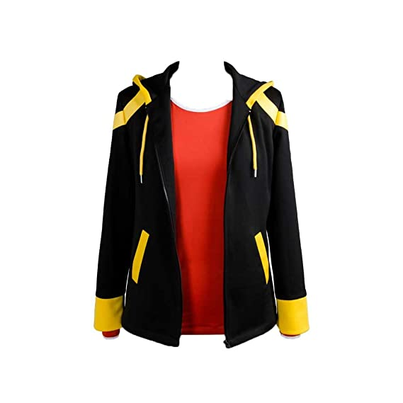 5a075ee00aa jeylu Mystic Messenger 707 EXTREME Saeyoung Luciel Choi 7 Outfit Cosplay  Costume Female S