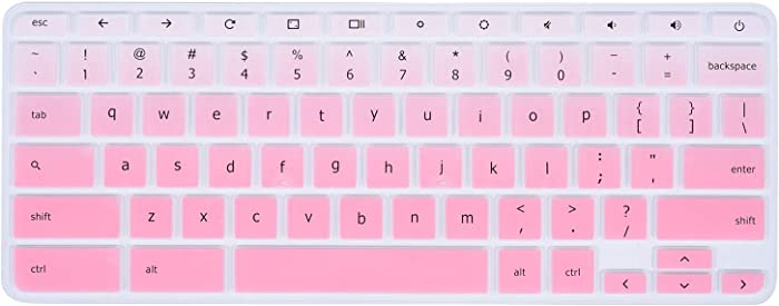 Acer Chromebook Keyboard Covers Compatible Acer Chromebook R 13 CB5-312T,for Acer Chromebook R 11 CB5-132T CB3-131 Keyboard Cover Skins for Acer Chromebook 14 15 CB3-431 CP5-471 CB3-531 CB5-571 C910