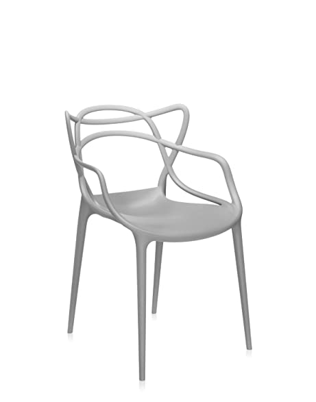 Kartell Masters Chair   Matte Grey